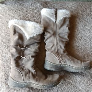 🦋Bare Traps winter furry lined boots